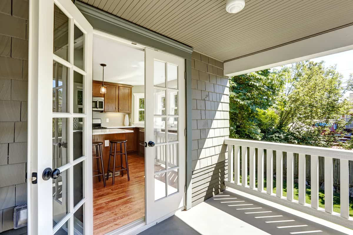 French Doors in Sydney & Aluminium French Doors Sydney | Hinged \u0026 Swing Doors