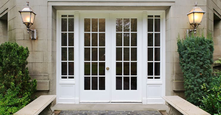 How to Make Your French Doors More Secure? - Aluminium