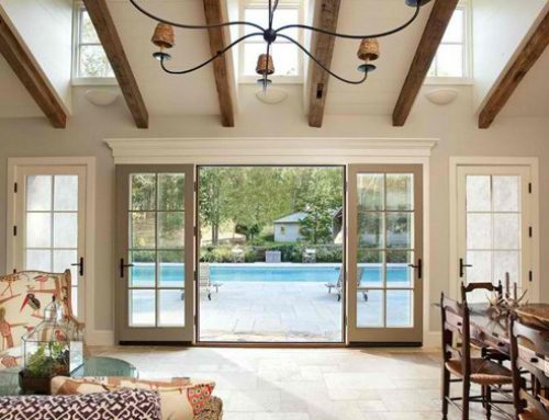 Top Ten Reasons for Choosing French Doors