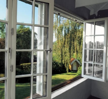 bifold window installation