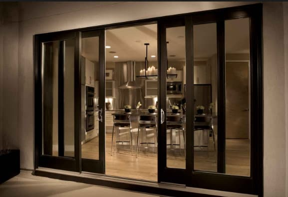 Top 10 Styles Of Bedroom Sliding Doors Aluminium Glass