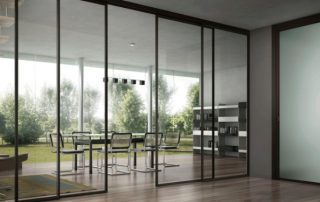 advantages of sliding doors