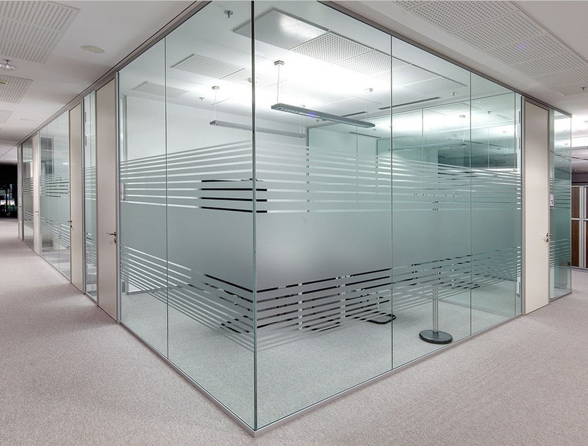 Glass Office Partitions Sydney Budget Aluminium Amp Glass