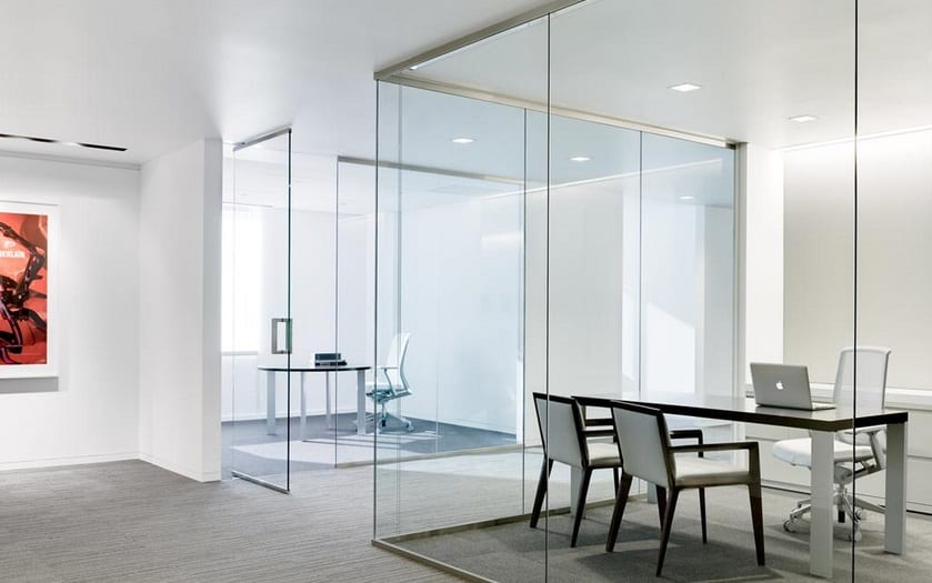 Design Ideas For Office Partitions - Aluminium Windows And Doors