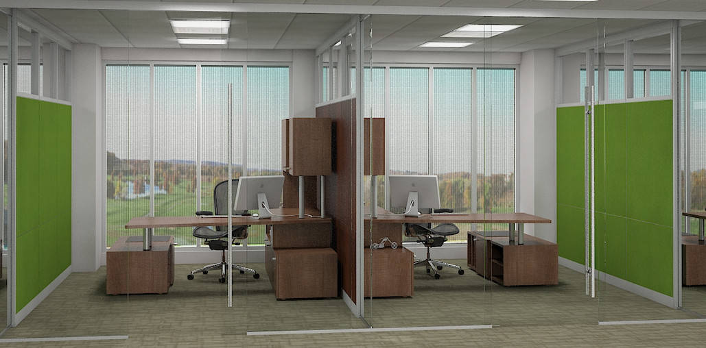 demountable wall partition system sydney