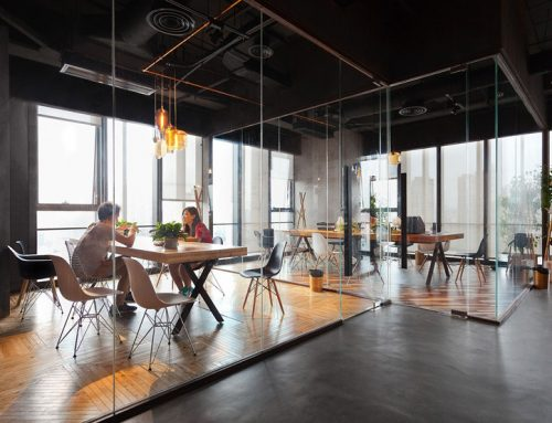 Top Three Benefits of Glass Partitions for Your Office