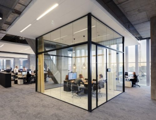 Glass Partitioning vs Standard Partitioning