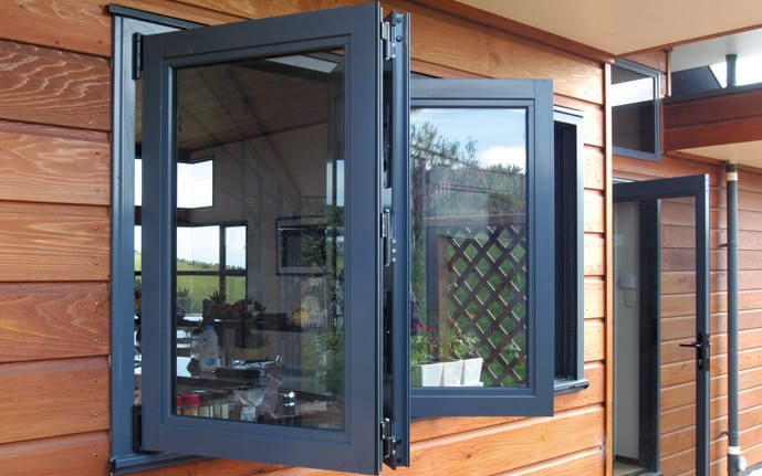 Aluminium Windows Sydney : Track aluminium storm windows servicing sydney nsw