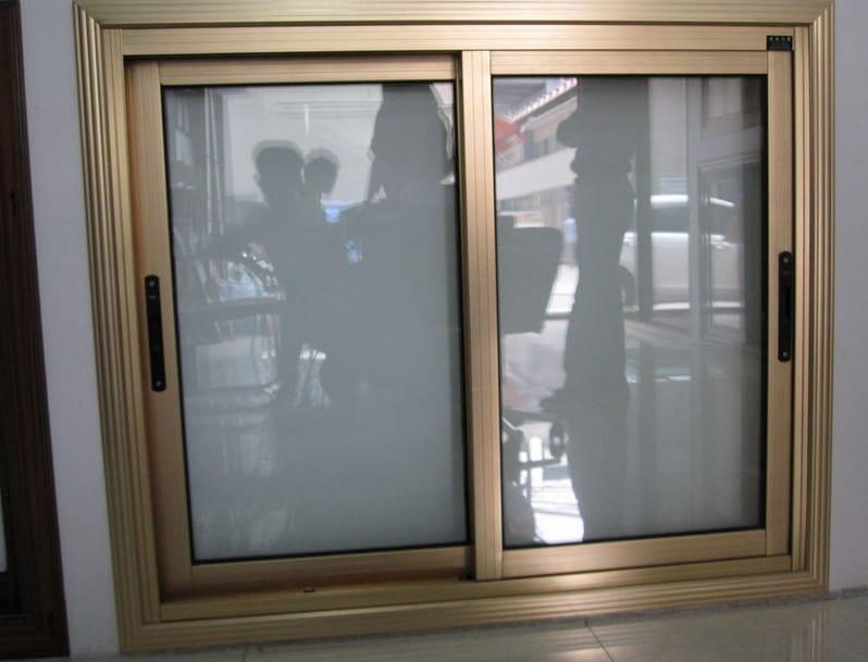 3 track aluminium windows