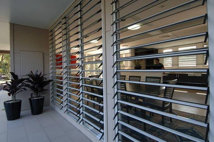 aluminium jalousie windows for sale sydney
