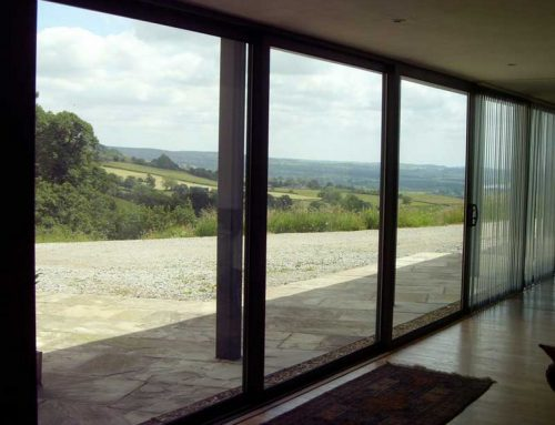How to Make a Sliding Door Secure
