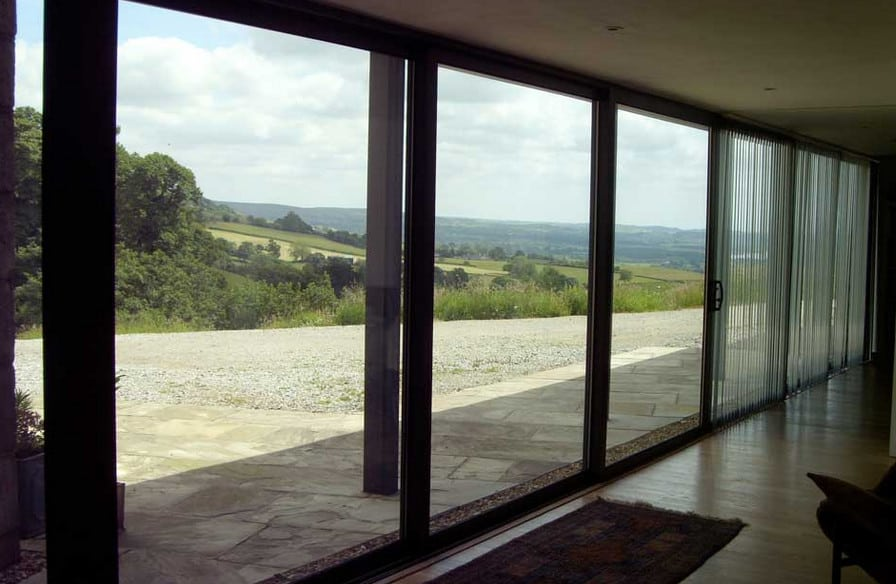aluminium sliding doors design