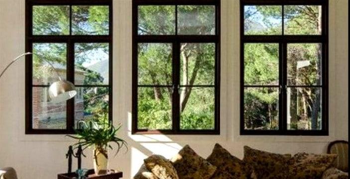 aluminium windows design