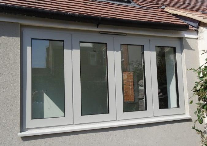 aluminium windows frame
