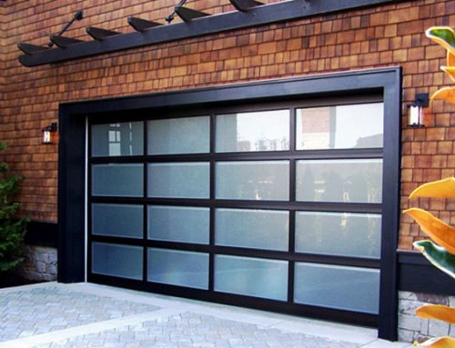 Why Installing Aluminium Doors at Your Garage is a Smart Idea?