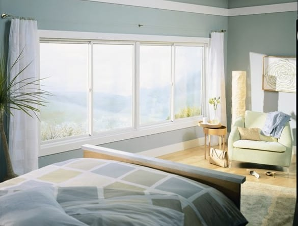 awning vs double-hung windows