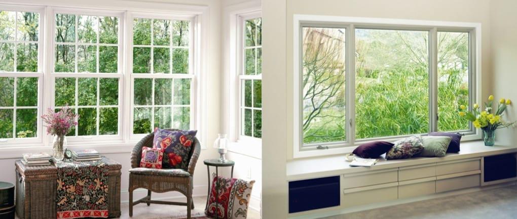 casement vs double hung windows