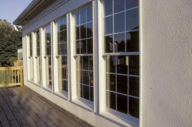double hung window efficiency