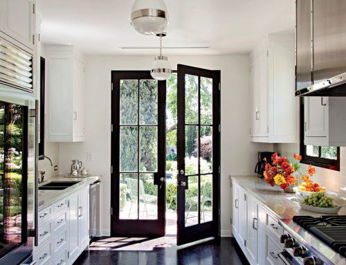 How to Style Your Home with Elegant French Doors
