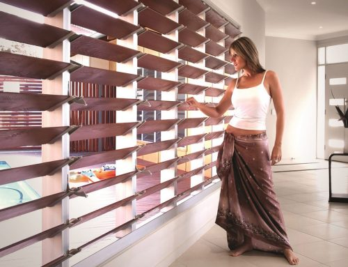 The Ideal Shutters for Louvre Windows