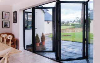 aluminium door frames price