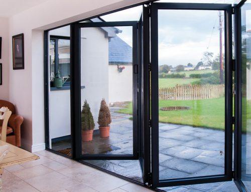Using Aluminium Door Frames to Reduce Maintenance Costs