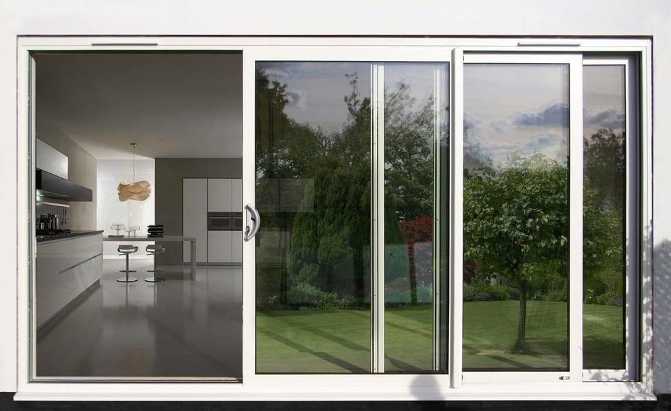 exterior aluminium sliding doors