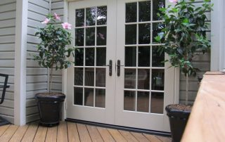 exterior patio french doors