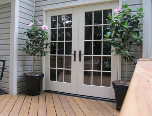 The Basics of French Doors