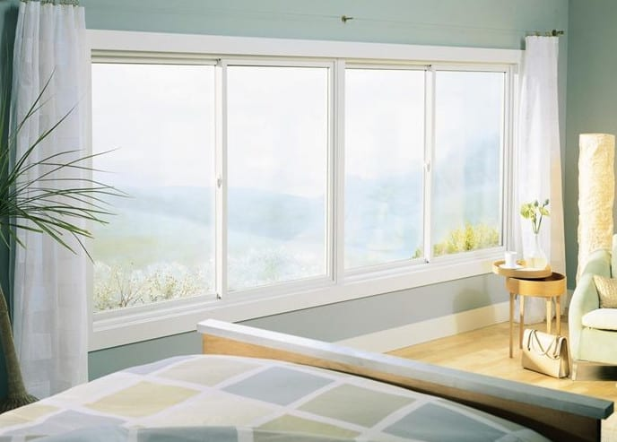 sliding windows design