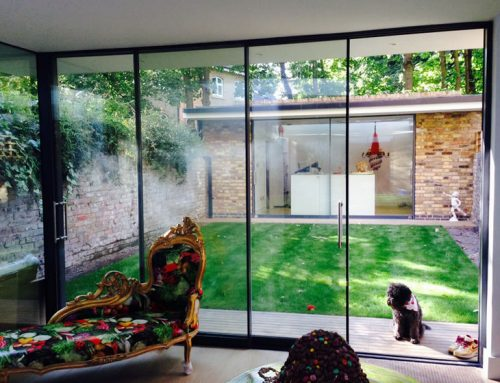 How Aluminium Patio Doors Add Security To A Backyard in Sydney
