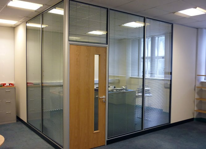 Quality Glass Partition Fitouts in Sydney