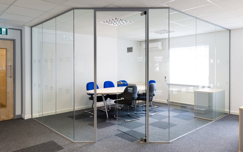 new modern glass partition wall design ideas sydney