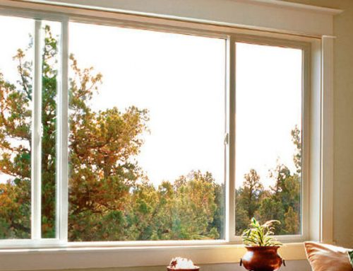 Use Sliding Windows & Doors To Make The Living Area Look More Spacious