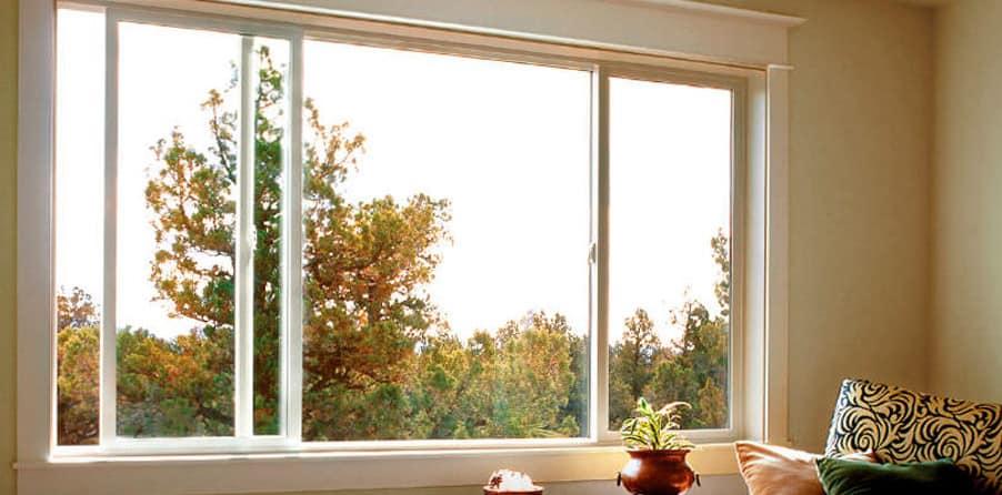 sliding windows design for house in Sydney