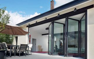 beautiful exterior aluminium doors