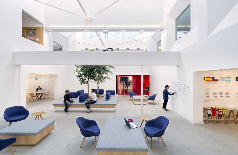 awesme office design ideas for employee productivity