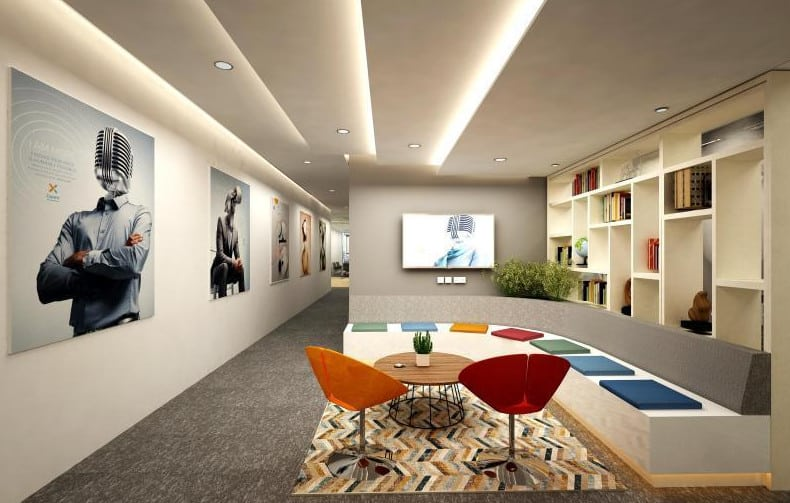 commercial office interior renovation concepts
