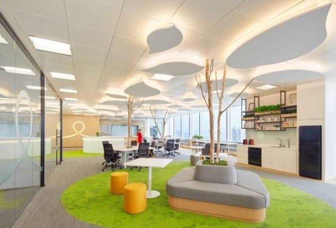 green office design ideas