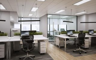 office interior renovations sydney
