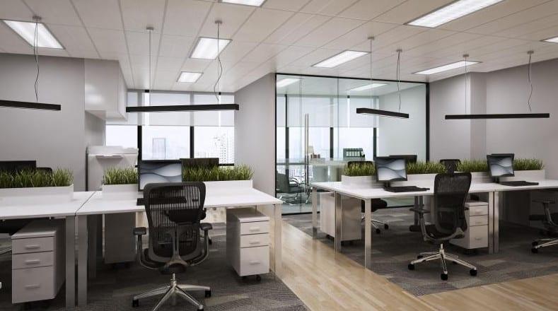 office interior renovations sydney