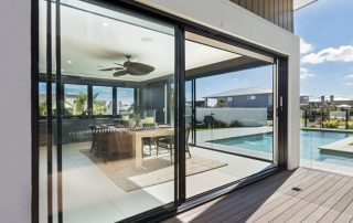 double glazed sliding windows and doors for the patio