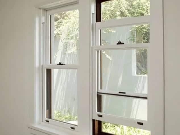fixing double hung window sashes