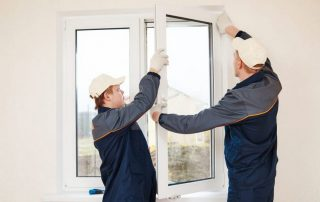 glass repair experts replacing windows in a sydney home